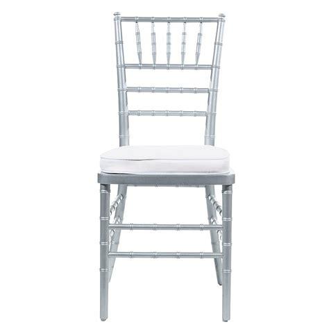 silver chiavari chair american rentals