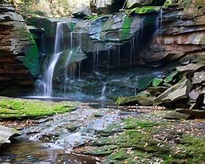 Elakala Waterfalls Fall Desktop Wallpaper Hd Widescreen ...