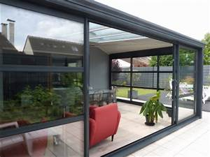 Fabriquer Une Pergola En Alu : v randa style pergola aluminium ~ Melissatoandfro.com Idées de Décoration