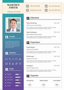 stationary resume template editable cv for word