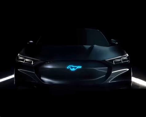 2020 Ford Mustang Hybrid by 2020 Ford Mustang Hybrid Teased The Plot Thickens Once
