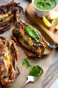A Soft-shell Crab To Top Your Toast