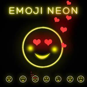 Emoji Neon Keyboard Android Apps on Google Play
