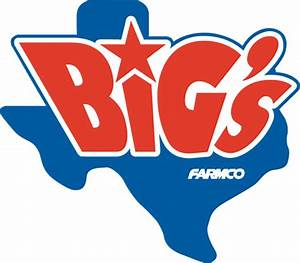 BIG's Convenience Store Logo Design and Signage | Jeffrey ...
