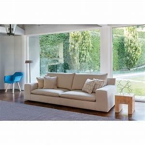 canape italien concord tiss tissu With tapis de gym avec canapé design italien tissu