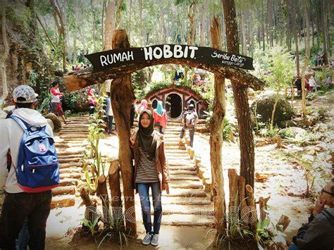 explore wisata rumah hobbit  bantul yogyakarta kuy