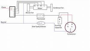 Split Ac Psc Wiring Diagram