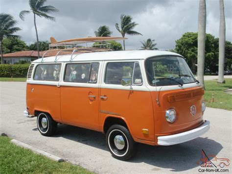 1974 volkswagen bus 1974 volkswagen bus california surfer van unrestored
