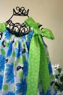 Easy Pillowcase Dress Pattern
