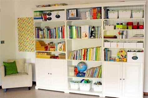 Childrens Wall Bookcase, Kids Playroom Storage Ideas Ikea