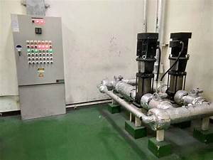 Mengenal Alat Kelistrikan Panel Booster Pump Alternate