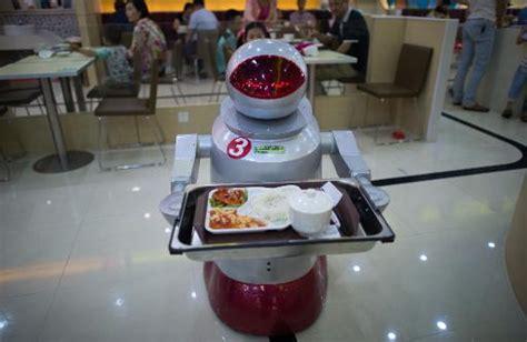 robo de cuisine robo cook android restaurant boots up in china