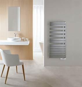 Radiateur Seche Serviette Design : radiateur s che serviettes zehnder roda asym radiateurs ~ Premium-room.com Idées de Décoration
