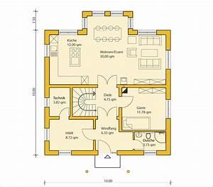 Grundriss Einfamilienhaus 200 Qm : architektenhaus als ausbauhaus innovationshaus 160 s ~ Lizthompson.info Haus und Dekorationen