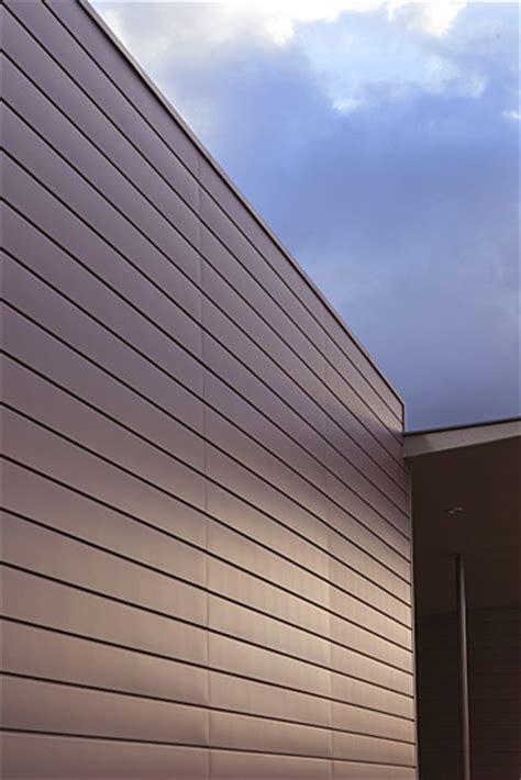 vmzinc interlocking panel facade system  suitable     build  renovation projects