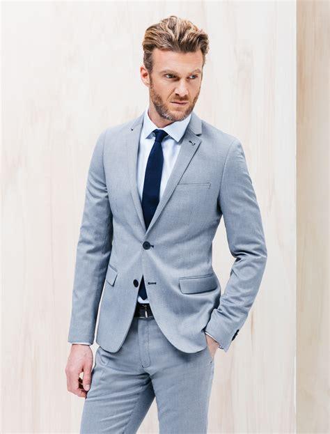 porte manteau pour bureau veste costume homme slim effet brillant brice