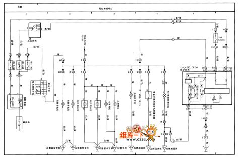 circuit diagram of led flood light circuit and