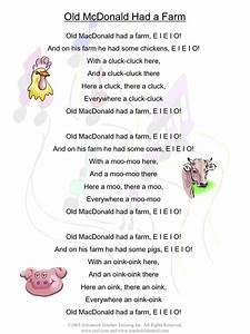 Old Mcdonald Had A Farm English Can Be Funny