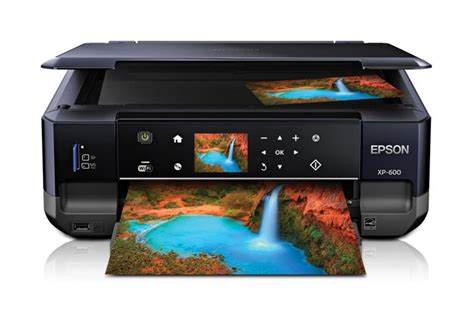Epson Expression Premium XP-600 Small-in-One Printer ...