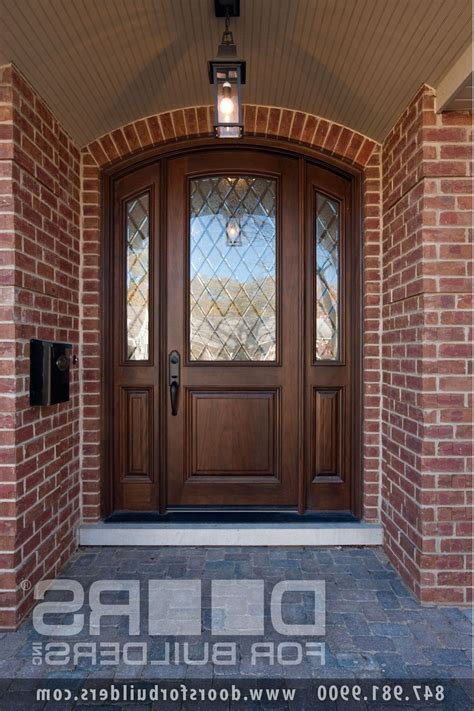 Glass Entry Doors For Home by Solid Wood Entry Doors Home Depot Loccie Better Homes