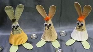 Hase Basteln Einfach : osterhasen hasen basteln tinker easter bunnies einfach youtube ~ Orissabook.com Haus und Dekorationen