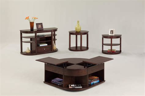 This usually has a hidden storage compartment under it for extra 4. Progressive Furniture Sebring Castered Double Lift-Top Cocktail Table   Lindy's Furniture ...