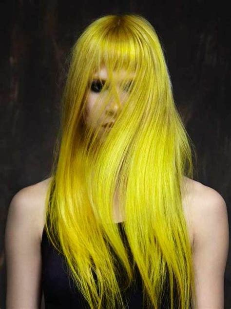 striking colored hairstyles   pretty designs