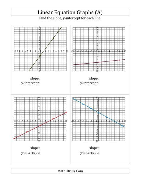 slope worksheets  db excelcom