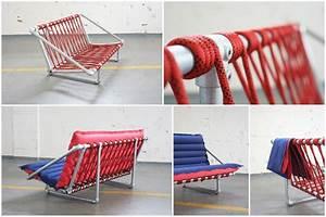Couch Selber Bauen : sofa aus rohr selber bauen blog ~ Markanthonyermac.com Haus und Dekorationen