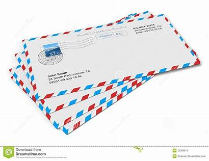 Mail Letters Paper Communication