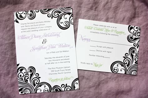 Lavender, Lime & Black Swirl Damask Wedding Invitations. Chinese Wedding How Much To Give. Wedding Shower Word Search. Wedding Consultant Business Plan Pdf. Outdoor Wedding Ceremony In Nj. Wedding Anniversary Party Ideas On A Budget. Wedding Table Decorations Origami. Wedding Hairstyles Curly Medium Length Hair. Wedding Invitations Including Rsvp Cards