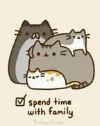 Coloring  Pusheen cat and My family on PinterestPusheen
