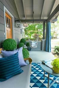 Styl Deco Veranda : d co v randa moderne en 50 id es inspirantes ~ Premium-room.com Idées de Décoration