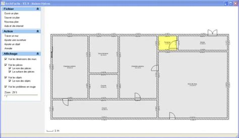 faire un plan de maison site pour cr 233 er un plan de maison gratuit l impression 3d