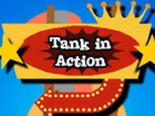 Tank in Action - Bezmaksas Spēles
