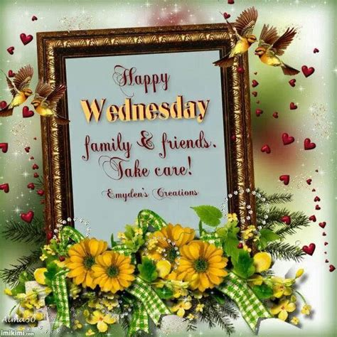 happy wednesday family friends  care pictures