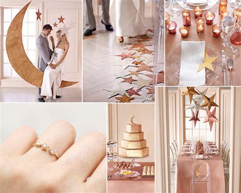 Amazing Moon & Stars Themed Weddings And Wedding Invitations