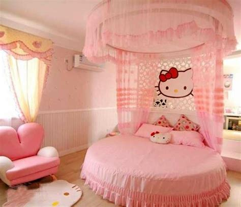 cute girls bedroom ideas   fluffy pinky