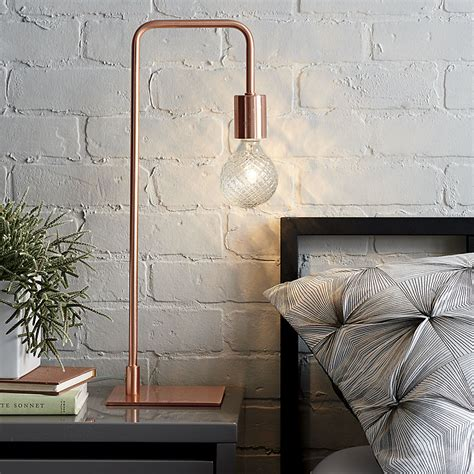 cb2 copper arc l the warm glow of copper decor