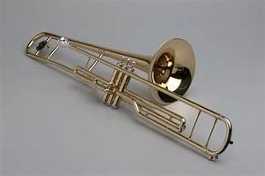 Piston Valve Trombone – Tempest Musical Instruments