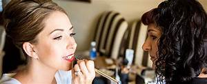 Best Places For Wedding Hair And Makeup In Orange County