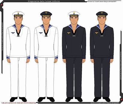 Kriegsmarine Sailor Uniforms Deviantart Lobster King Grand
