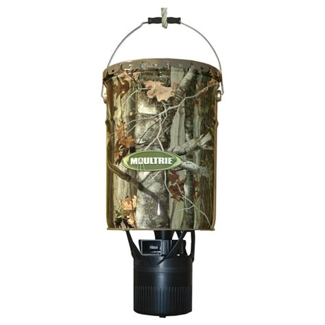 Moultrie Hanging Feeder by Moultrie 174 6 1 2 Gal Directional Hanging Feeder 127699