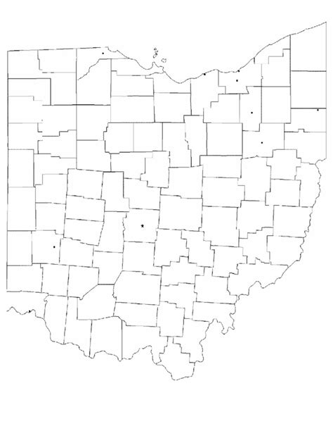 free ohio name change forms ohio map template 8 free templates in pdf word excel