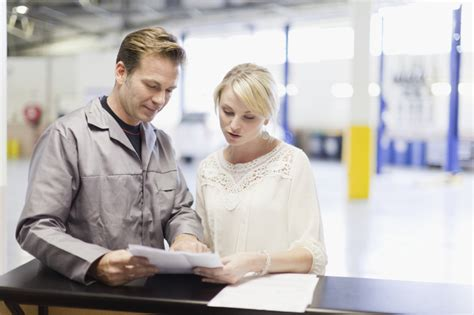 Customer Service Advisor by Understanding Estimates A Basic Guide For Automotive