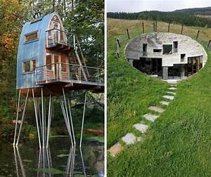 23 Of the Most Unique Homes in the World - Home Magez