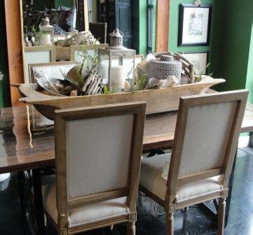 simple  stunning centerpieces   kitchen table