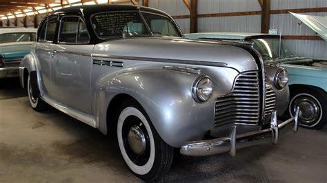 1940 Buick Sedan by 1940 Buick 248 Fireball 8 Sedan