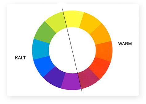 kalte und warme farben fakten 252 ber die psychologische wirkung farben farbkombinationen webdesign journal