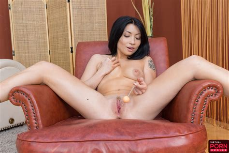 Asian Hottie Tries Out Her New Sex Toys Vr Porn Video
